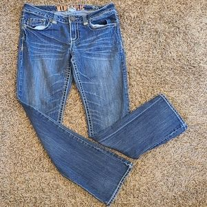 Hydraulic Bailey Slim Boot Jeans 11/12 Short